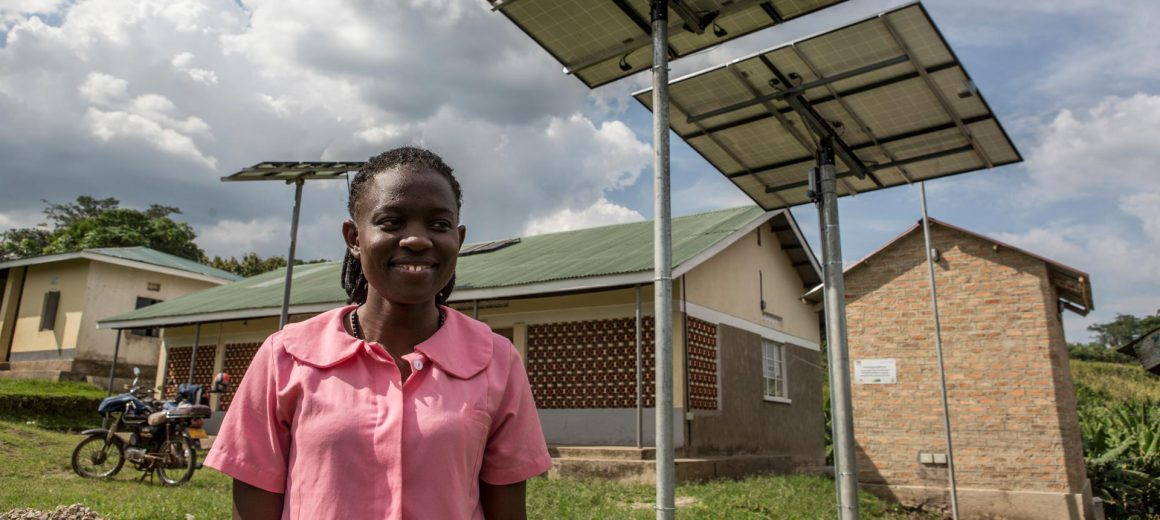 Powering Sustainable Solutions for Better Health Care